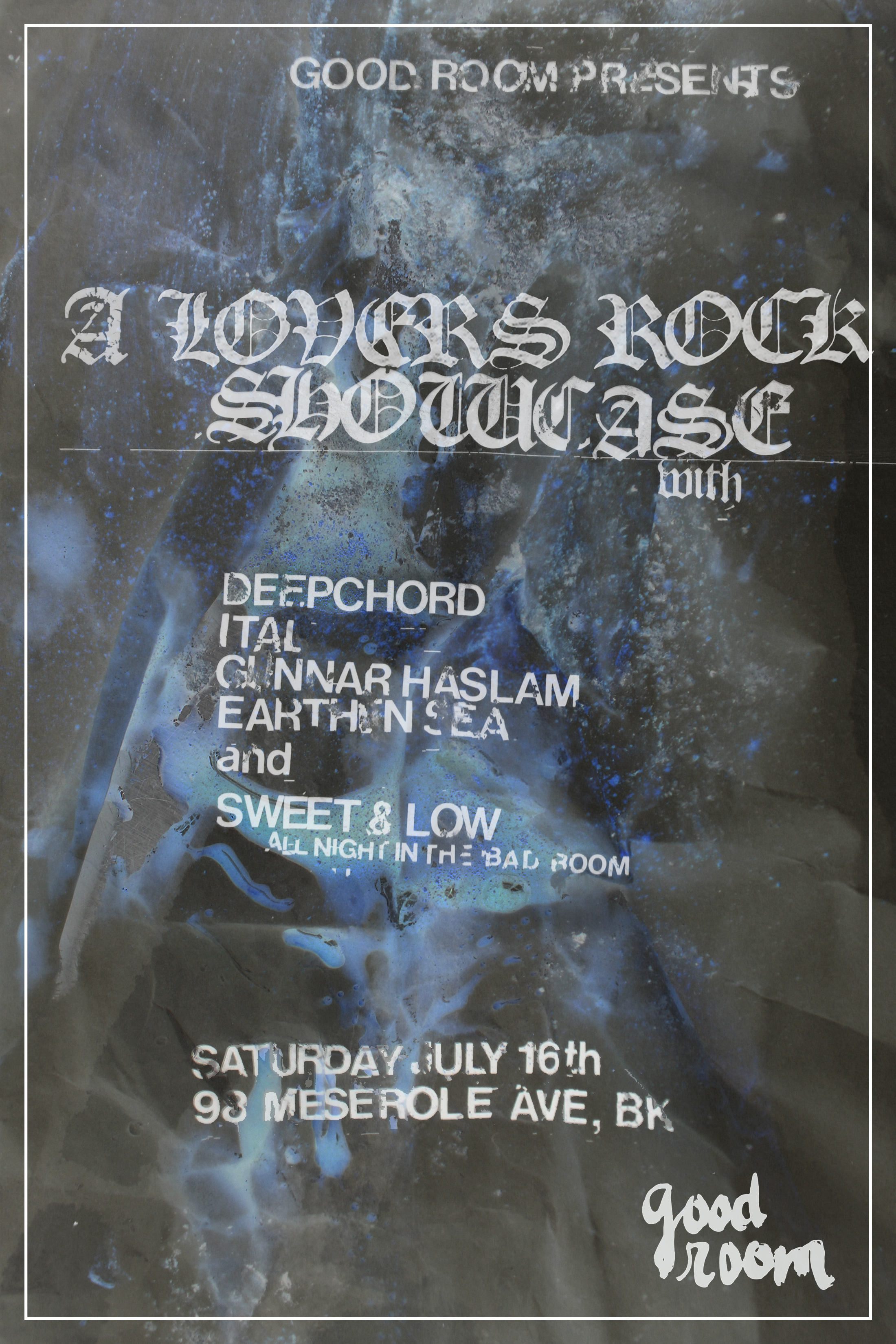 A lovers rock showcase