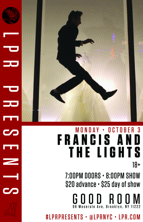 Francis and the Lights