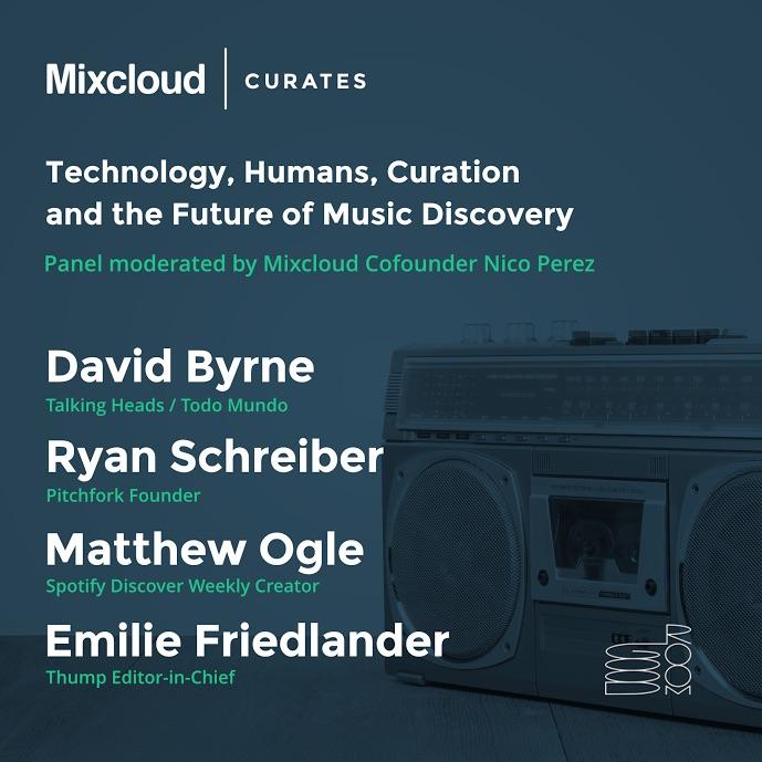 Mixcloud Curates
