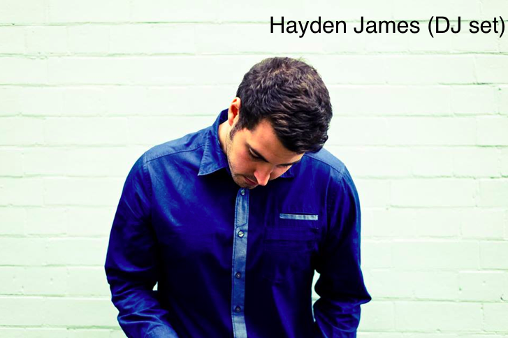 Hayden James