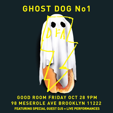 DFA Ghost dog